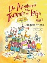 Tommie en Lotje - De avonturen van Tommie en Lotje 1