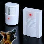 Draadloos Alarm Sensor