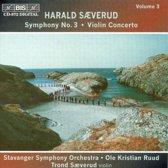 Saeverud: Symphony No 3, Violin Concerto / Ruud, Saeverud