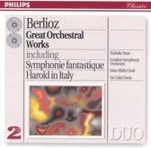 Berlioz: Great Orchestral Works / Davis, London SO