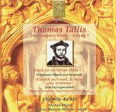 Thomas Tallis Vol. 5