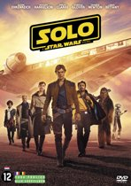 DVD cover van Solo: A Star Wars Story