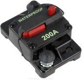 Reset switch handmatig 200A
