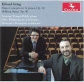 Grieg: Piano Concerto Op. 16 - Holberg Suite, Op.
