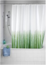 Douchegordijn - Polyester - Anti Schimmel - 180x200 cm - Natuur