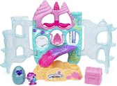 Hatchimals CollEGGtibles Coral Castle Playset - Season 5