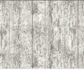 Tafelzeil 160cm Ø Houtnerf