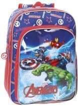 Avengers jongens rugzak schooltas leeftijd 6 - 8 jaar A4 map formaat