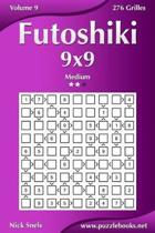 Futoshiki 9x9 - Medium - Volume 9 - 276 Grilles