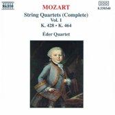 Mozart: String Quartets Complete Vol. 1 / eder Quartet