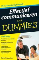 Voor Dummies - Effectief communiceren voor Dummies