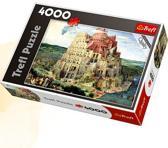 Trefl Puzzel 4000 Stuks - De Toren van Babel