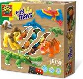 SES Funmais Safari Dieren - 400 Stuks