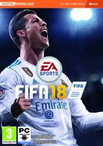 FIFA 18 - PC - Code in a Box