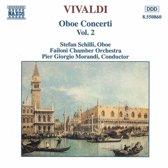 Vivaldi: Oboe Concerti Vol 2 / Schilli, Morandi, Failoni CO