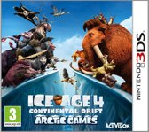 Ice Age 4: Continental Drift - 2DS + 3DS