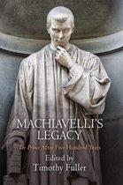 Machiavelli's Legacy