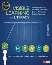 Omslag van 'Visible Learning for Literacy, Grades K-12'