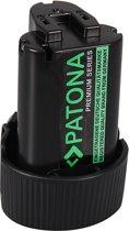 Patona Premium Accu Batterij Makita BL1013 - 10.8V 2500mAh