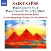 Piano Concertos Nos. 4 And 5 'Egypt