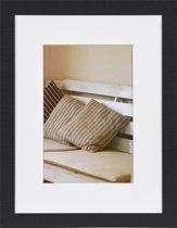 Henzo Fotolijst Driftwood - Fotomaat 30x40 cm - Donker Grijs