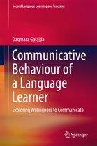 Communicative Behaviour of a Language Learner