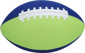 Tender Toys Speelgoed Rugbybal 18 Cm Blauw