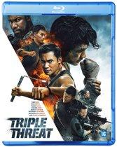 Triple Threat (blu-ray)
