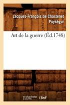Art de la Guerre ( d.1748)