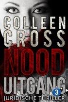 Katerina Carter thrillerserie 3 - Nooduitgang - deel 3