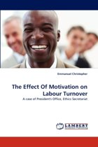 The Effect of Motivation on Labour Turnover