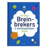 Het Grote Breinbrekers- en Denkspelletjesboek