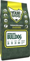 Yourdog amerikaanse bulldog hondenvoer pup 3 kg