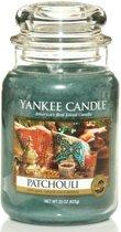Yankee Candle Large Jar Patchouli