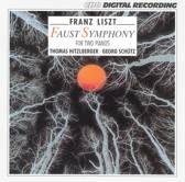 Liszt: A Faust Symphony / Hiltzberger, Schutz