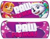 Paw Patrol etui paars/roze