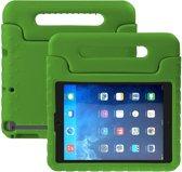 iPad 2/3/4 Kinderhoesje Kids Case Kids Proof Back Shock Cover - Groen