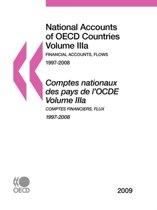 National Accounts of OECD Countries 2009, Volume IIIa, Financial Accounts