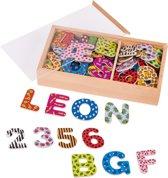 Magnetische Cijfers & Letters, 88dlg.