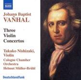 Vanhal: Violin Concertos In G