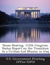 House Hearing, 112th Congress