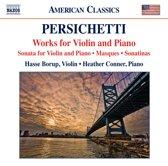 Sonata For Solo Violin Op. 10, Fantasy For Violin