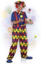 Volwassenenkostuum Clown Bonbon (M/L)