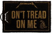 Metallica - Don't tread on me deur mat