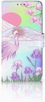 Sony Xperia XZ3 Bookcase Bird