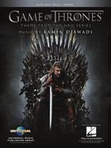 Game of Thrones Sheet Music for Alto Sax and Piano