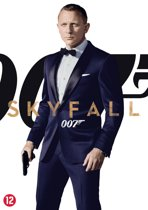 DVD cover van James Bond - Skyfall
