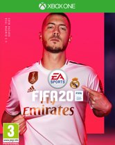 Cover van de game FIFA 20 - Xbox One