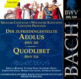 Secular Cantatas BWV205,