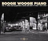 Boogie Woogie Piano Vol 3 - 1941-1955
